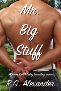 Book Cover: Mr. Big Stuff