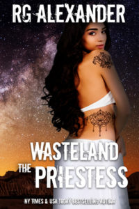 Book Cover: The Priestess