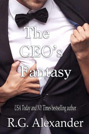 Book Cover: The CEO's Fantasy