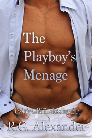 Book Cover: The Playboy's Menage