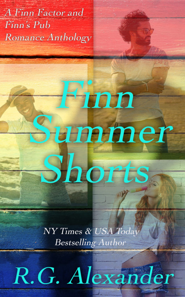 Book Cover: Finn Summer Shorts