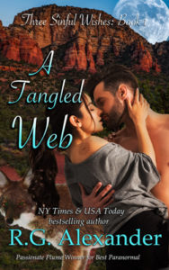 Book Cover: A Tangled Web