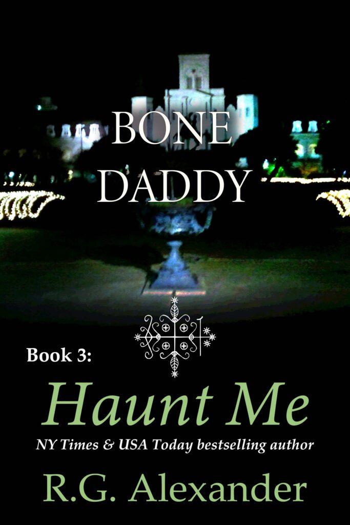 Book Cover: Haunt Me
