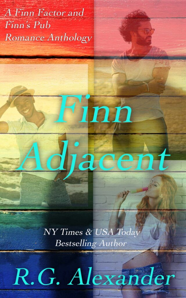 Book Cover: Finn Adjacent