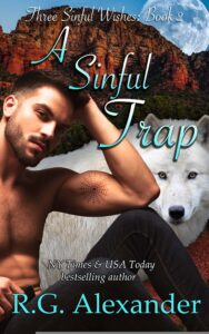 Book Cover: A Sinful Trap