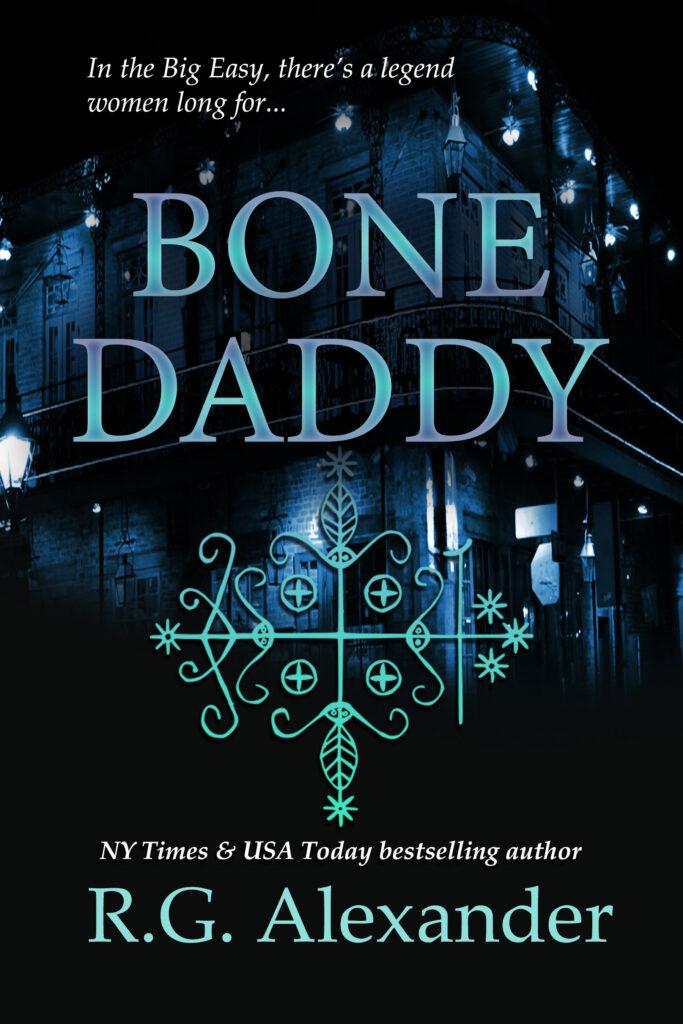 Book Cover: Bone Daddy