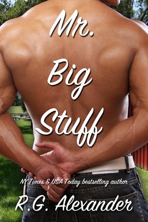 Book Cover: Mr. Big Stuff