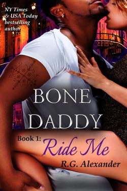 Book Cover: Ride Me