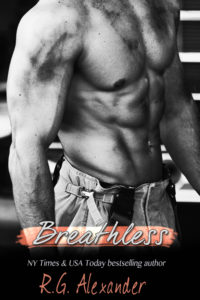 Book Cover: Breathless
