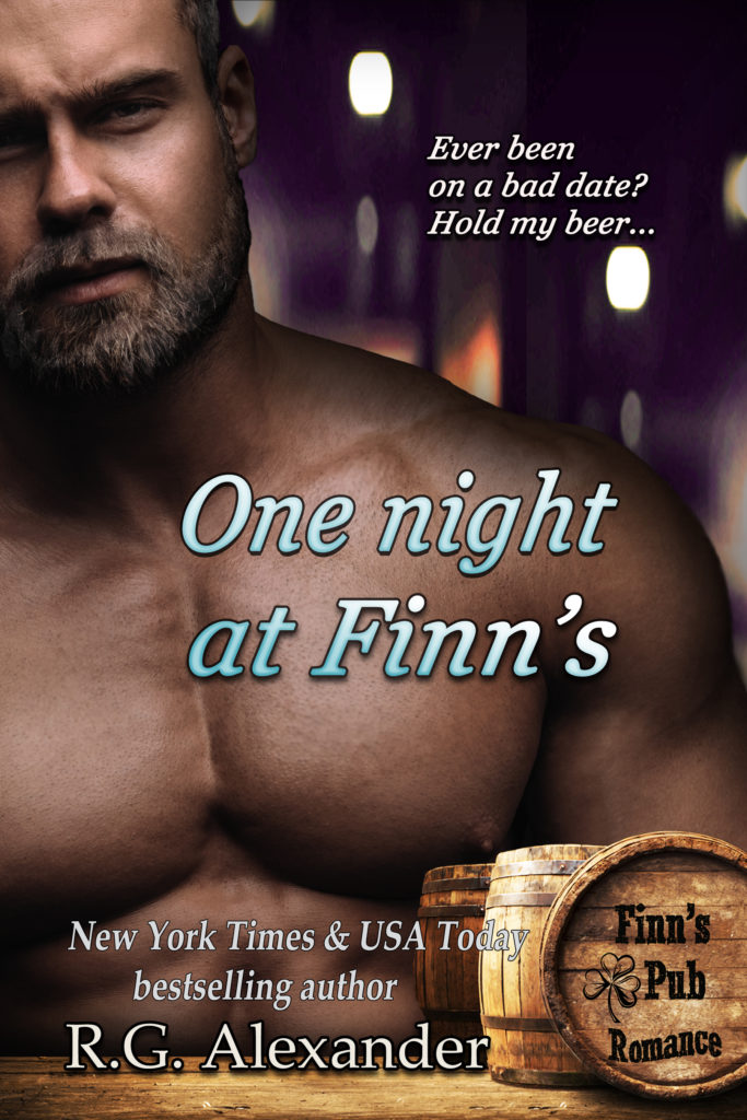 Book Cover: One Night at Finn's