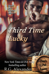 Book Cover: Third Time Lucky