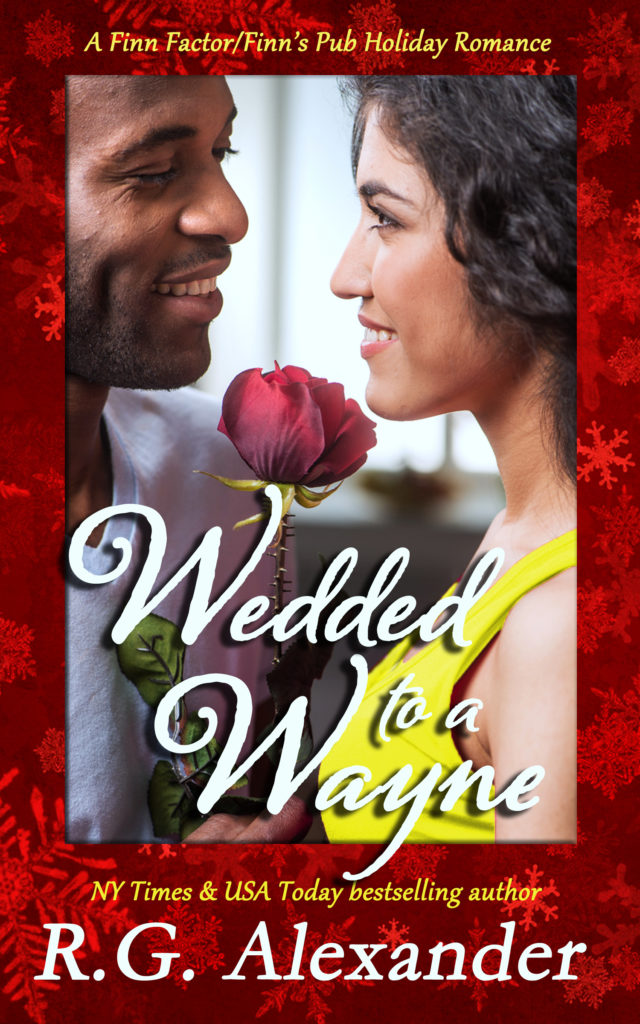 Book Cover: Wedded to a Wayne
