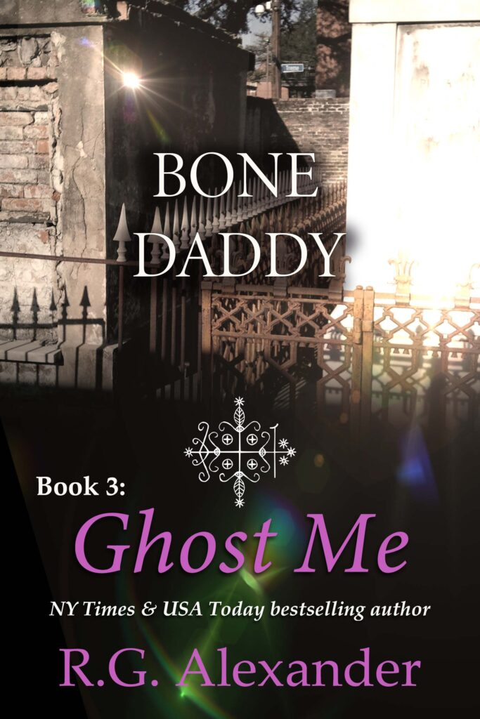 Book Cover: Ghost Me