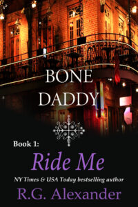 Book Cover: Ride Me